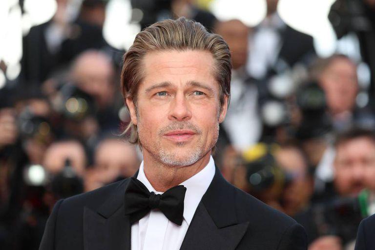 Brad Pitt, na última edição do Festival de Cannes, em maio de 2019.