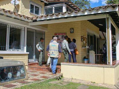A casa-museu de Pablo Escobar, comandada por seu irmão Roberto, o 'Ursinho'.