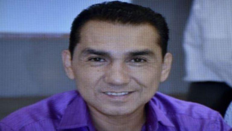 José Luis Abarca, prefeito de Iguala, que está foragido.