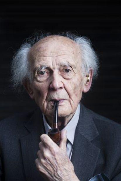 O sociólogo Zygmunt Bauman.