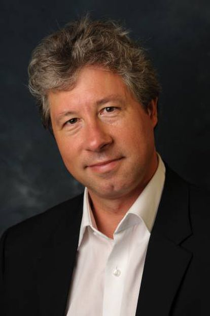 Erik Verlinde, físico teórico da Universidade de Amsterdã.