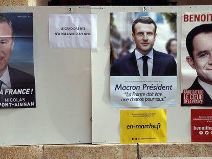 Seis chaves para as eleições francesas