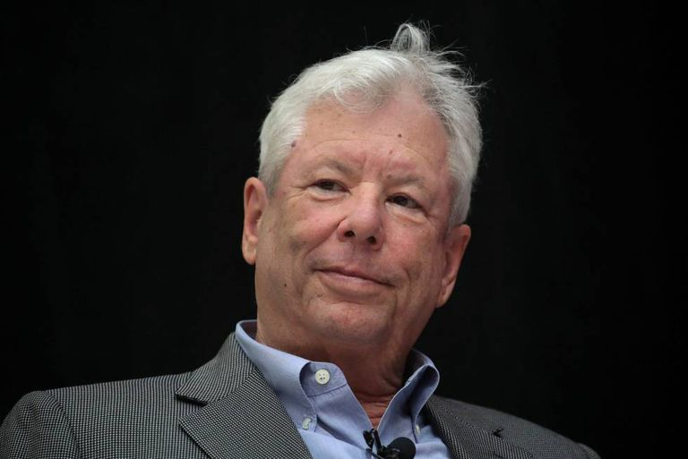 Richard Thaler, professor da Universidade de Chicago.
