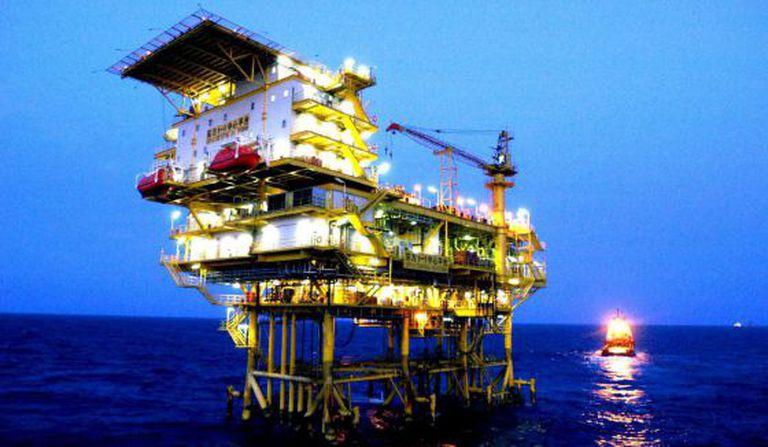 Uma instalação petrolífera. EFE/Arquivo