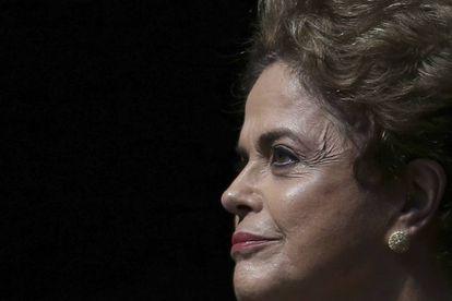 Rousseff na conferência das mulheres, em Brasília.