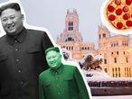 Un doble de Kim Jong-un, una pizzería que es una tapadera para horribles crímenes, un temporal de mentira... las conspiraciones que arrasan en los últimos meses dejan de ser graciosas cuando se convierten en actos terroristas.