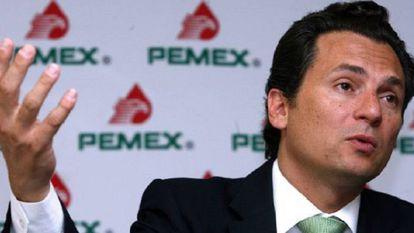 Emilio Lozoya, ex-diretor da Pemex.