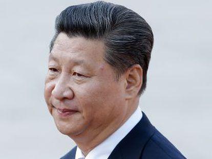 O presidente chinês, Xi Jinping.