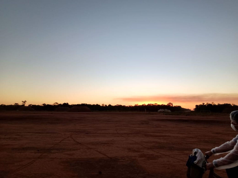 Aldeia Ipatse, no Xingu, desenvolve sua própria estratégia de combate ao coronavírus.