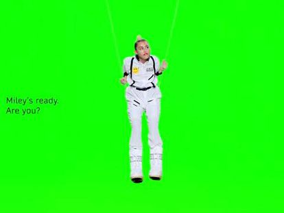 Miley Cyrus vai apresentar o Video Music Awards, da MTV
