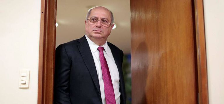 Paulo Bernardo, em uma foto de setembro de 2014.