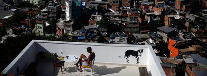 A ânsia de novas experiências causou o surgimento de hospedagens em favelas como a do Cantagalo, no Rio de Janeiro.