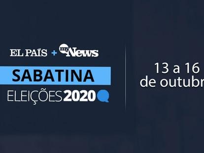 EL PAÍS e MyNews sabatinam candidatos à Prefeitura de São Paulo durante esta semana