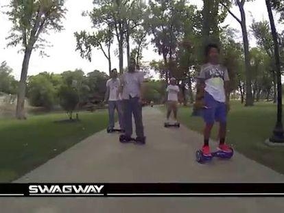 Assim funciona o hoverboard de Swagway