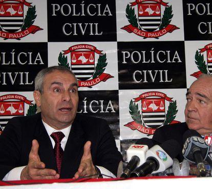 Marcos Carneiro Lima, ex-delegado geral