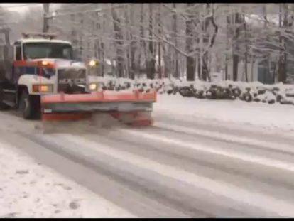 Nova York e Boston se preparam para uma grande tempestade de neve