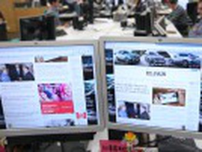 A versão online do diário chega a 12 meses consecutivos como o jornal digital mais acessado na Espanha e em língua espanhola