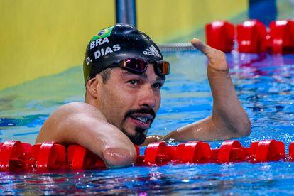 Daniel Dias nunca perdeu uma prova em Parapan-americanos.