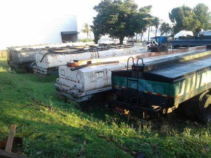 Petrôleo cru roubado no Rio era enviado a uma refinaria ilegal em São Paulo.
