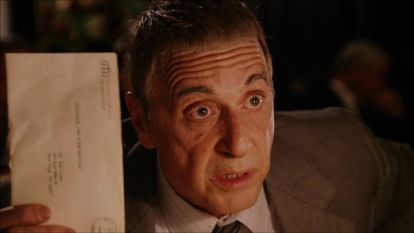 Al Pacino interpreta Roy Cohn na série 'Angels in America'.