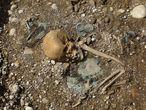 Enterramiento de una mujer de alto estatus y origen foráneo es un yacimiento alemán de la Edad del Bronce.