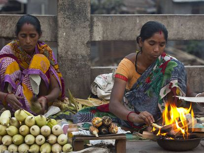 Mulheres na Índia, assim é seu dia a dia