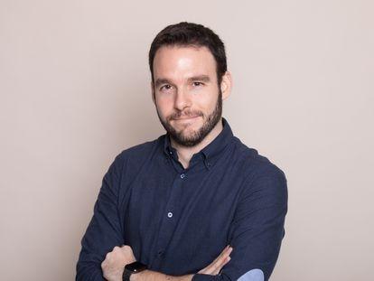 David García Azorín, membro da junta diretora da Sociedade Espanhola de Neurologia.