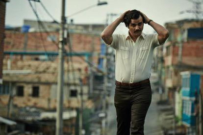 Imagem da série 'Narcos'.