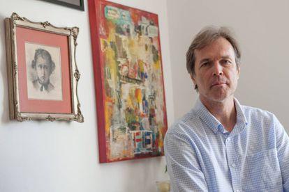 Eduardo Grim, professor da FGV