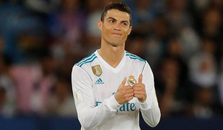 Cristiano Ronaldo marcou de falta o gol do título merengue.