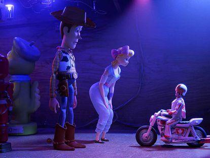 Fotograma de 'Toy Story 4'.