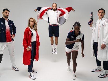 Um giro pelos uniformes olímpicos para Tóquio. Quem ganha a medalha de ouro no estilo?