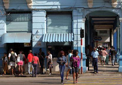 Rua de Havana.