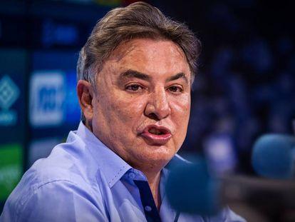 Zezé Perrella voltou ao Cruzeiro em outubro.