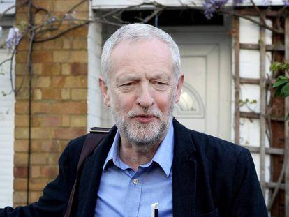 Jeremy Corbyn, líder do trabalhismo britânico.