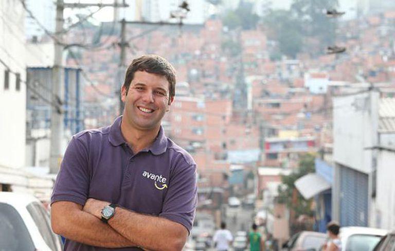 Bernardo Bonjean, sócio da Avante, empresa de microcrédito para empreendedores das favelas.