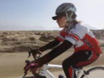 Um documentário registra a importância das bicicletas na vida da mulher afegã