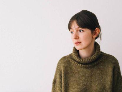 A escritora Sally Rooney.