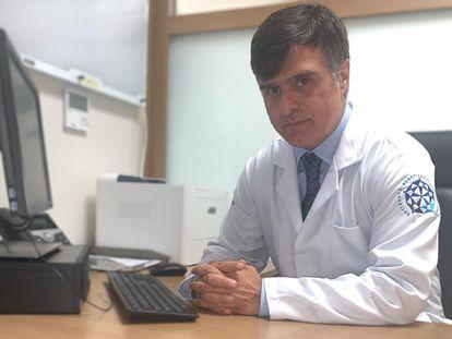 Alexandre Cunha, infectologista do Hospital Sírio-Libanês.
