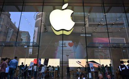 Loja da Apple em Xangai