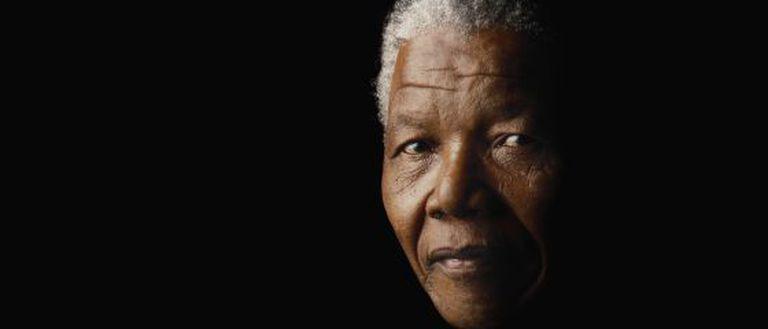 Mandela em 1990.