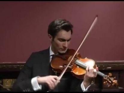 Um 'stradivarius' de recorde