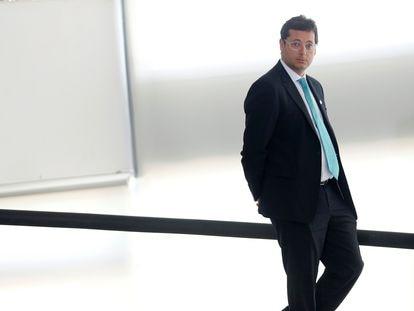 O secretário de Comunicação de Bolsonaro, Fabio Wajngarten, que será alvo de inquérito da PF.