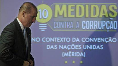 Onyx presidiu Comissão que levou dez medidas para votação