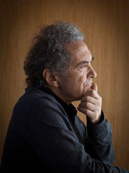 Ricardo Piglia em uma imagem de 2014.