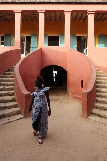 Porta do não retorno na Casa dos Escravos, na ilha senegalesa de Gorée, de onde partiram os navios com destino às Américas.