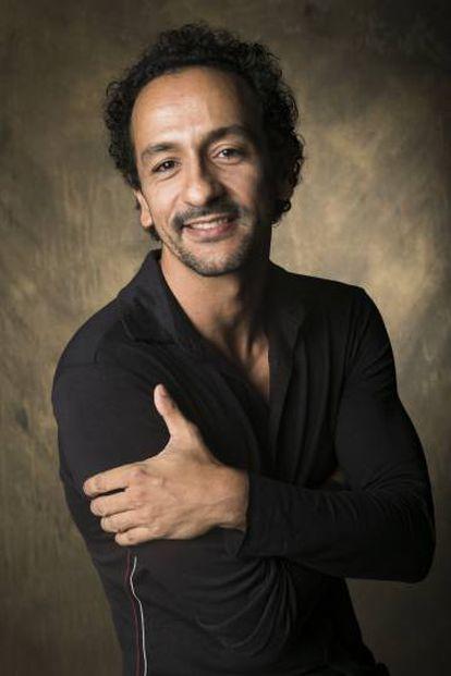 O ator Irandhir Santos.