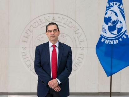 Vitor Gaspar, numa foto de arquivo.