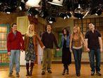 El reparto de 'Friends' se despide del público tras rodar el último capítulo de la serie