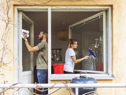 Como limpar a casa sem usar um só produto de limpeza